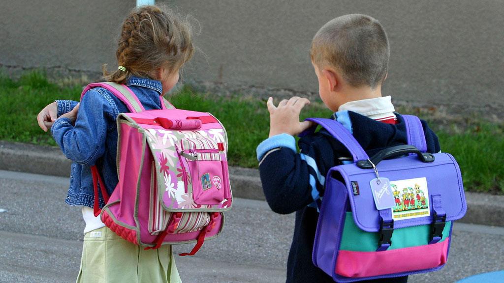 skolesekk (Foto: Illustrasjonsfoto)