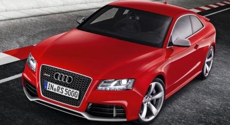 Audi RS5: 450 hk sikrer er brutalt fraspark.