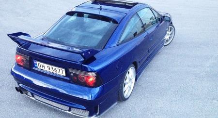 00_Opel Calibra bakfra