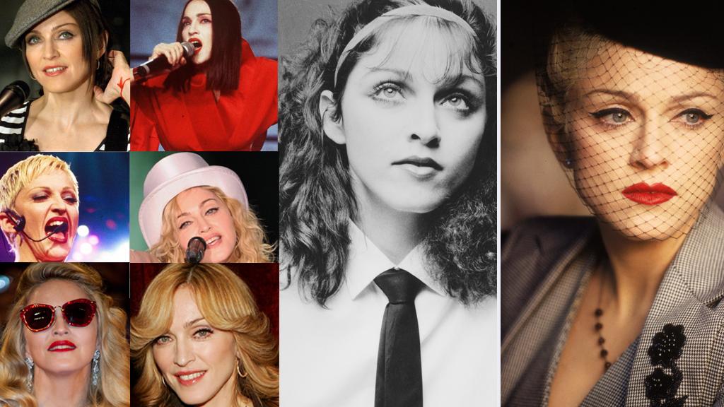 Madonna 54 år (Foto: Stella Pictures, Scanpix)