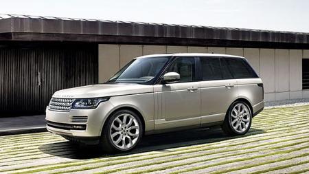 Nye Range Rover er umiskjennelig en Range Rover - men i mer moderne og sporty drakt.