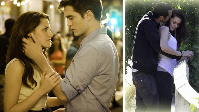 Sjokkbrudd og utroskap mellom Robert Pattinson, Kristen Stewart og Rupert Sanders. (Foto: Andrew Cooper, ©DG**NY**)