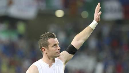 Shay Given mot Italia (Foto: Niall Carson/Pa Photos)