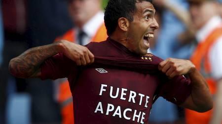 Carlos Tevez (Foto: EDDIE KEOGH/Reuters)