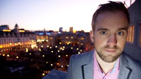 Christian Teien Sørensen (Foto: Eurosecure)