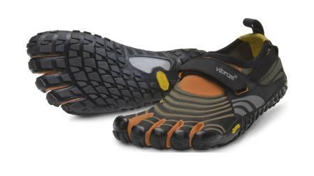 NATURLIG LØPING: Fivefingers kan være et alternativ for deg som er opptatt av naturlig løping. Ifølge testpanelet gir skoene en stor frihetsfølelse. (Foto: Produsenten/)