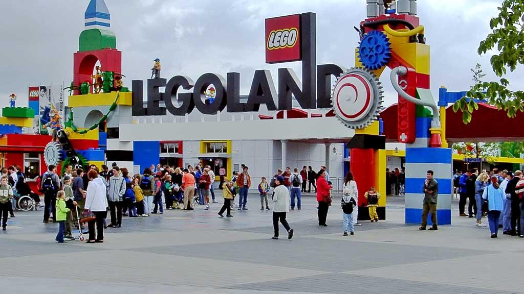 Legoland Tyskland (Foto: Wikimedia Commons)