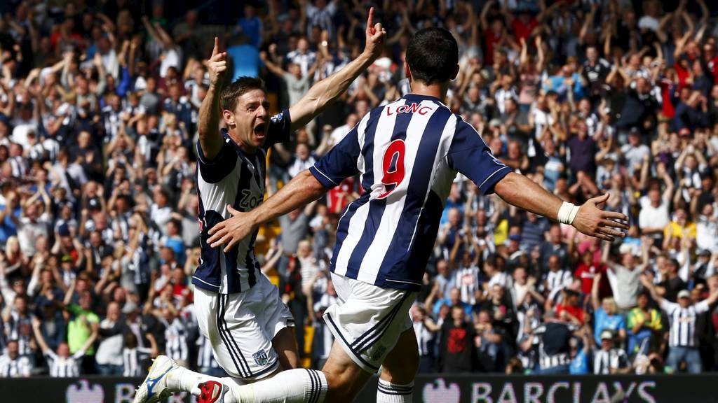 West Brom (Foto: DARREN STAPLES/Reuters)