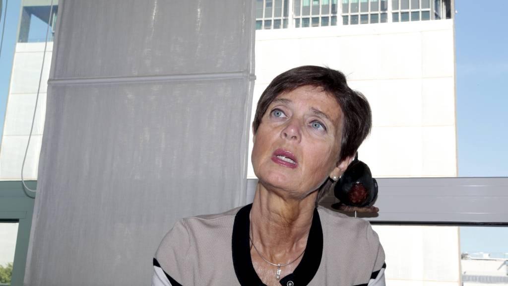 VIL HUN SKAL GÅ: Flere av de etterlatte etter 22. juli-terroren mener Ingelin Killengreen må gå av. (Foto: Poppe, Cornelius/NTB scanpix)