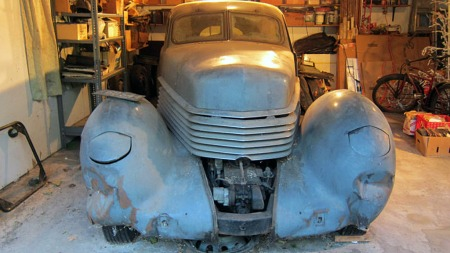 Et ytterst lite knippe Cord-biler fant veien til Norge på 30-tallet, og noen meget få har kommet til som veteraner i senere år. Dette kan være din sjanse til å komme inn i en meget eksklusiv klubb. (Foto: eBay)