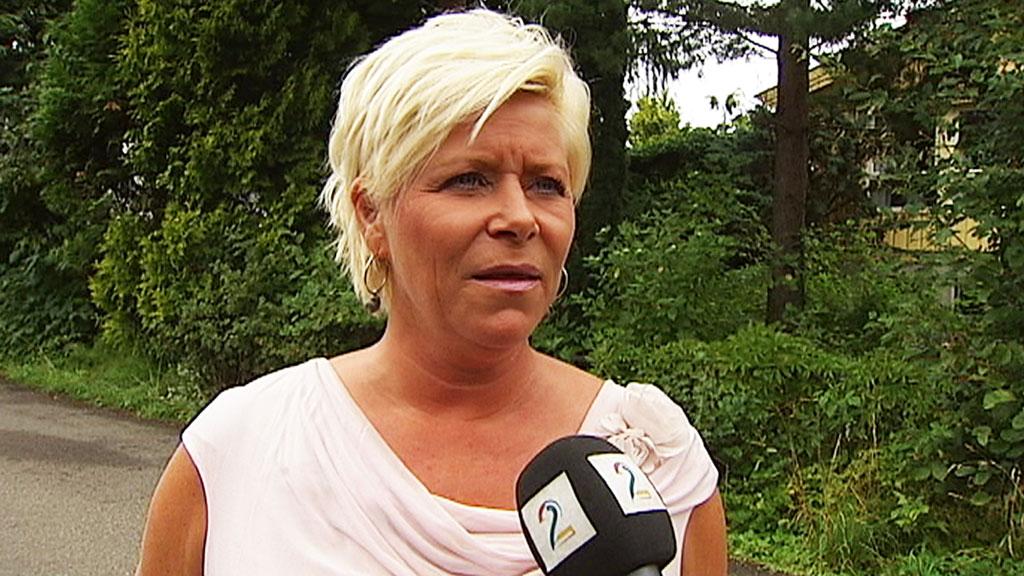 VARSLER KONTROLLSAK: Siv Jensen mener det kan ha vært urent spill i forbindelse med Mælands avgang. (Foto: Goran Jorganovic)