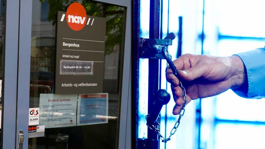 MER HJELP: For å hjelpe innsatte med å finne jobb og bolig før de slipper ut fra fengsel, skal Navs tilstedeværelse i norske fengsler dobles. (Illustrasjonsfoto) (Foto: NTB scanpix)