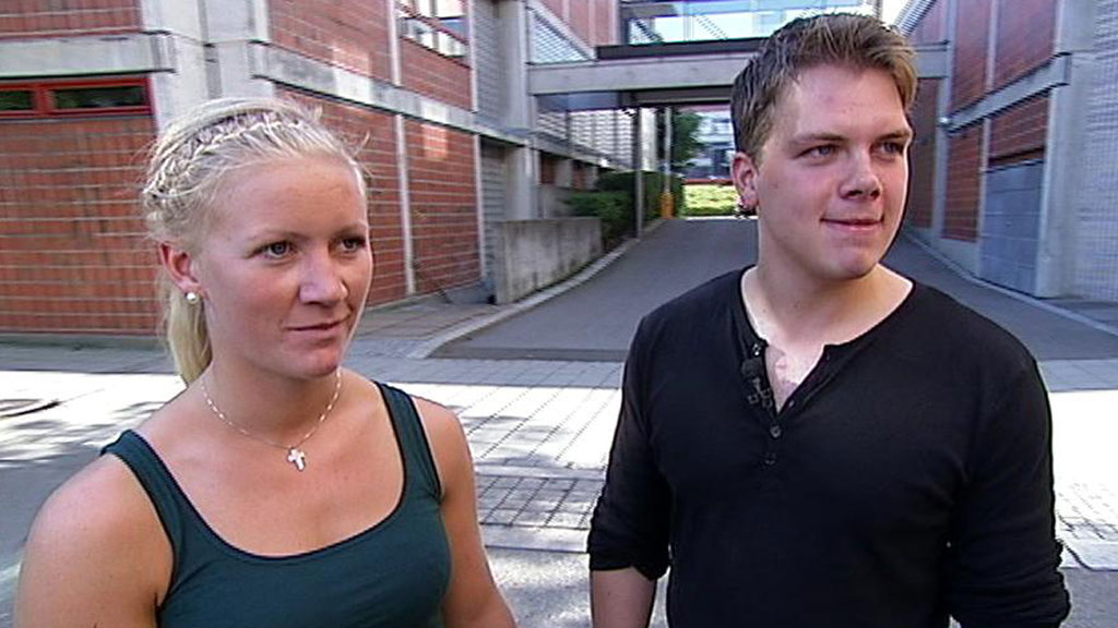 politistudenter3 (Foto: TV 2 / Aage Aune )