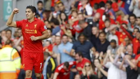 Luis Suarez (Foto: PHIL NOBLE/Reuters)