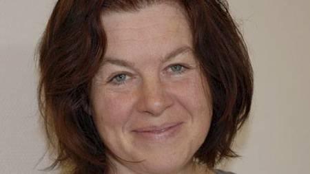 Informasjonssjef Hulda Tronstad Nydal i Syklistenes Landsforening.   (Foto: Syklistenes Landsforening/)