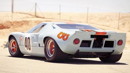 Bilen er restaurert minst to ganger etter at den ble solgt fra filmselskapet i 1970 eller 1971, og har vandret mellom mange samlere. Nå har den altså også satt rekorden som verdens dyreste amerikanske bil på auksjon. (Foto: RM Auctions)