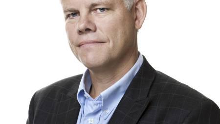 Ove Skåra, informasjonssjef i Datatilsynet (Foto: Hans Fredrik   Asbjørnsen/Hans Fredrik Asbjørnsen)