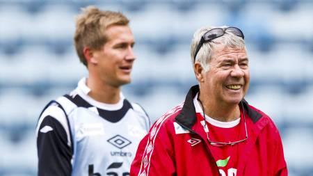 VRAKET: Drillo valgte å vrake Morten Gamst Pedersen. (Foto: Grøtt, Vegard/NTB scanpix)