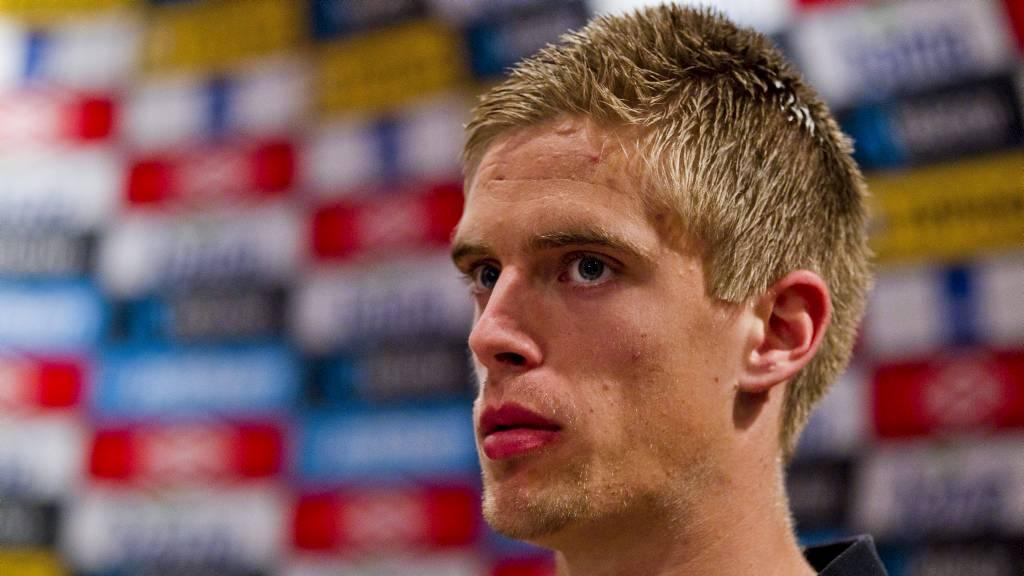 SIGNERTE: Markus Henriksen er formelt klar for AZ. (Foto: Grøtt, Vegard/NTB scanpix)