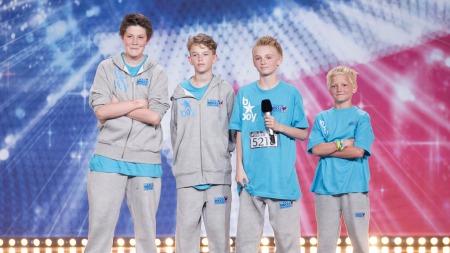 Norske   Talenter: Galaxy 3 (Foto: Thomas Reisæter)