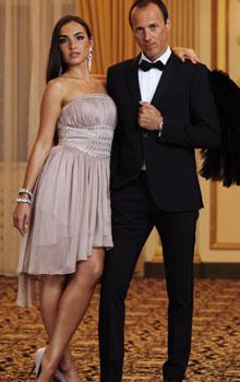 Lasse Ottesen og Olga Divakova (Foto: Bjørgli&Bergersen)