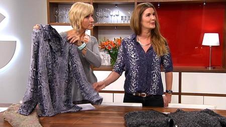 Line Kirkhus i God Morgen Norge (Foto: TV 2)