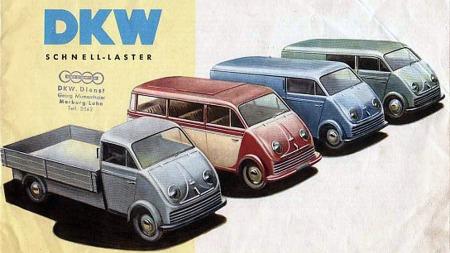 Schnellasteren var en hel serie med transportbiler - for både folk og varer. Lasten var nok ikke noe problem, men særlig