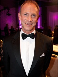 EKSSAMBOER: Skal Vi Danse-dommeren Christer Tornell mener at Bøes kronikk er «varm og reflektert». (Foto: Audun Braastad , ©ps)