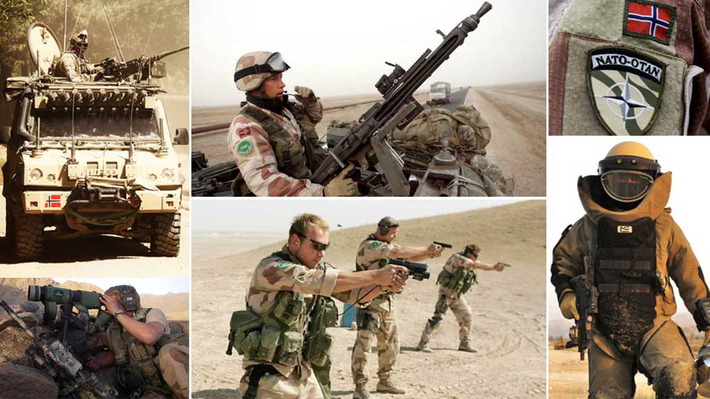 11 ÅR: I elleve år har norske soldater vært i Afghanistan. (Foto: Montasje: TV 2/NTB Scanpix)