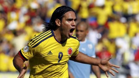 FALCAO (Foto: JOSE MIGUEL GOMEZ/Reuters)