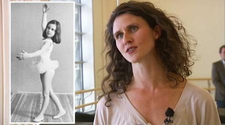 HØYE KRAV: Ingrid Lorentzen har elsket å danse hele livet, og sier at det koster mye å få drømmen oppfylt. (Foto: TV 2)