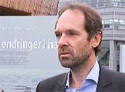 direktør Jan Gunnar Winther i Norsk Polarinstitutt.