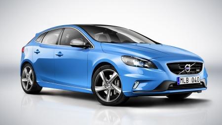 R-Design kan kombineres med syv forskjellige farger fra Volvo-programmet.