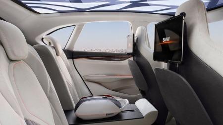 BMW 1-serie GT bakseter