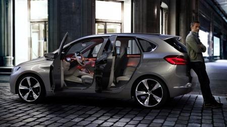 1-serie GT blir en liten revolusjon for BMW. Og nå skal de også inn i klassen for kompakte flerbruksbiler med plass til sju.