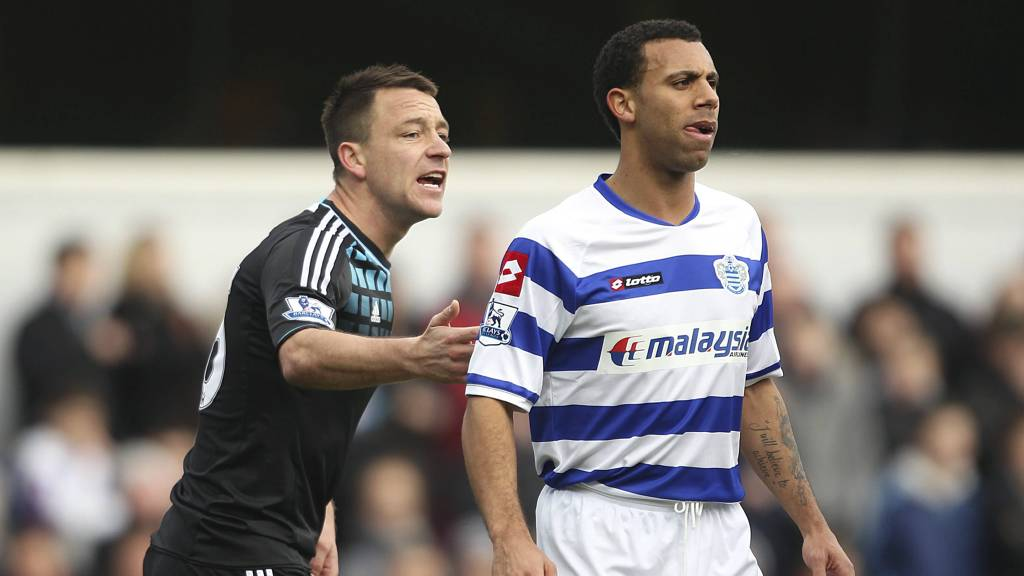 John Terry, Anton Ferdinand (Foto: Stephen Pond/Pa Photos)