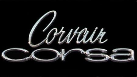 1965 Chevrolet Corvair Corsa.