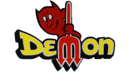 1971 Dodge Demon.