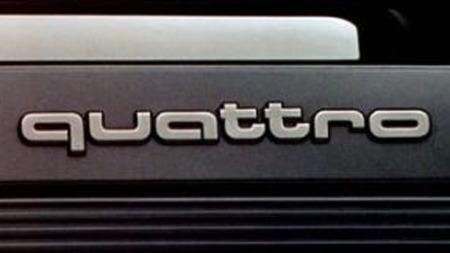 1984 Audi Quattro.