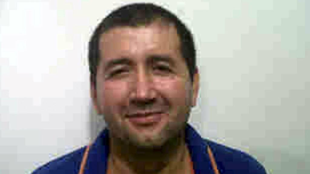 ARRESTERT: Daniel Barrera ble tatt i en internasjonal aksjon,  ved grensen mellom Colombia og Venezuela. (Foto: HANDOUT/Reuters)