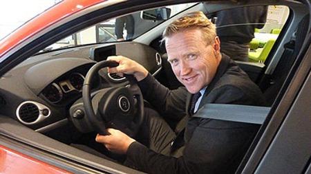 Jan Traaseth er i dag leder for Renault i Norge.