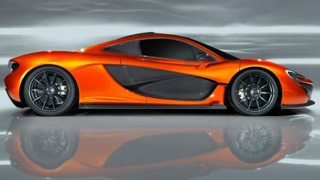 McLaren P1 IIII
