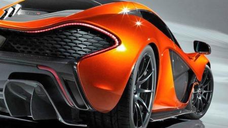 McLaren P1 III