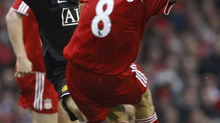 Liverpool-Manchester United 2007 (Foto: Dave Thompson/Pa Photos)