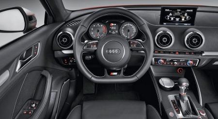 Audi S3 hovedbil detalj II