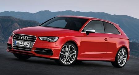 Audi S3 hovedbil eksteriør