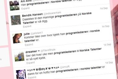 NT på Twitter (Foto: Faksimile: Twitter.com)