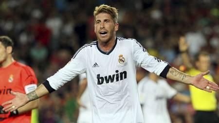 Sergio Ramos (Foto: QUIQUE GARCIA/Afp)