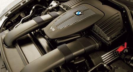 Her er motoren SS Performance har brukt som utgangspunkt for sin ekstreme X5. Med kompressorhjelp yter den 500 hk.