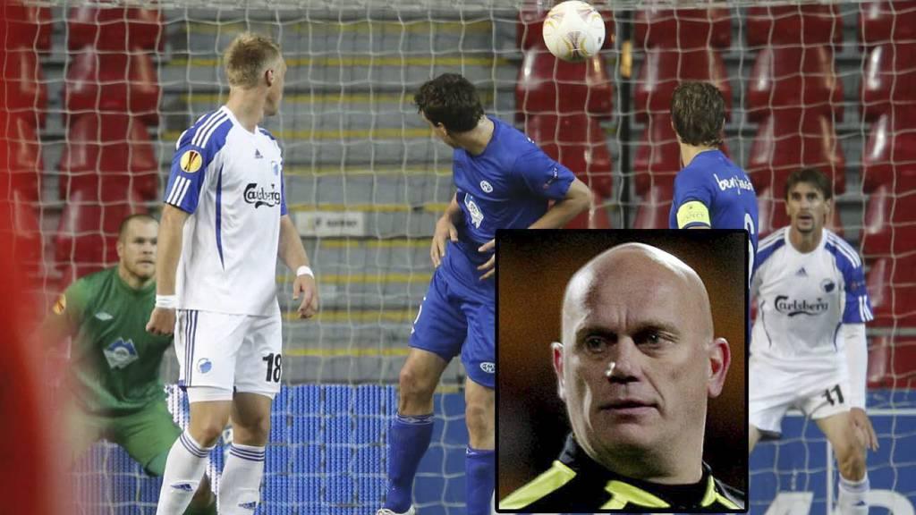 Tom Henning Øvrebø ville godkjent FCKs kontroversielle mål mot Molde. (Foto: MONTASJE/)